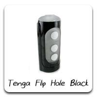 TengaFlipHoleBlack