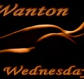 Wanton Wednesday blog button