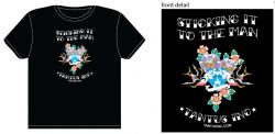 Tantus T-Shirt: Sticking it to the Man