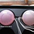 Lelo Luna Beads - Lelo has slightly changed their plastic used for the Luna Beads, resulting in a better color