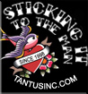 "Tantus - Quality Silicone Dildos and Vibrators ""Sticking it to the Man since 1998"""