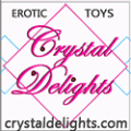 Happy Mother's Day! The Winner of the Crystal Delights Plug is.....