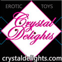 Crystal Delights - Handmade Glass Anal Plugs and Dildos