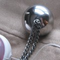 The Stainless Steel Geisha Love Ball kegel exerciser similar to the kegel bead described in 50 Shades of Grey