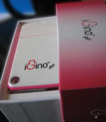 iGino One fresh out of the box