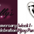 5 Years, 5 Giveaways - Week 1: Njoy Pure Wand