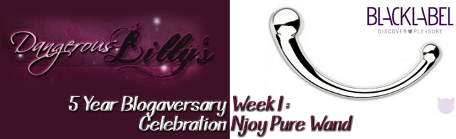 Dangerous Lilly's 5 Year Blogaversary Celebration, Week 1