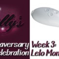 5 Years, 5 Giveaways - Week 3: Lelo Mona 2