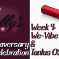 5 Weeks, 5 Giveaways: Week 4 - We-Vibe Salsa + Tantus O2 Flurry