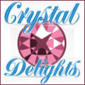 Crystals Delights Glass Butt Plugs, Dildos and more