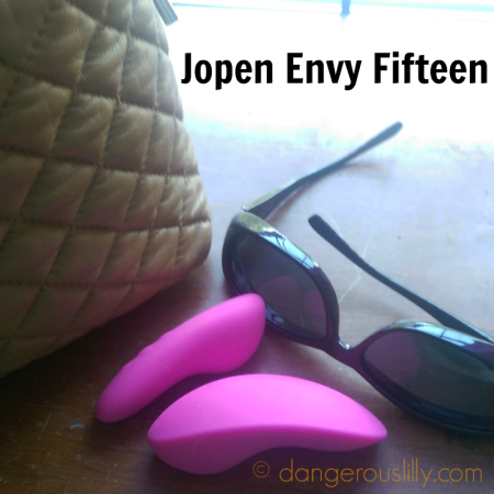 Jopen Envy Fifteen Vibrator Review