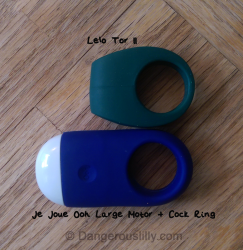 Ooh by Je Joue Cock Ring vs Lelo Tor 2