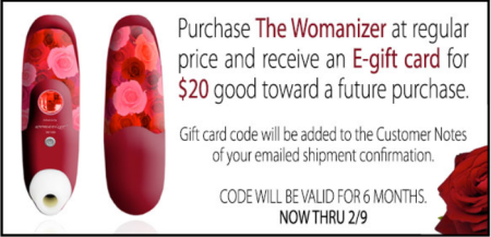 WomanizerCode