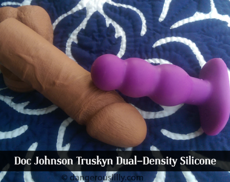 Doc Johnson Truskyn Dual-Density Silicone