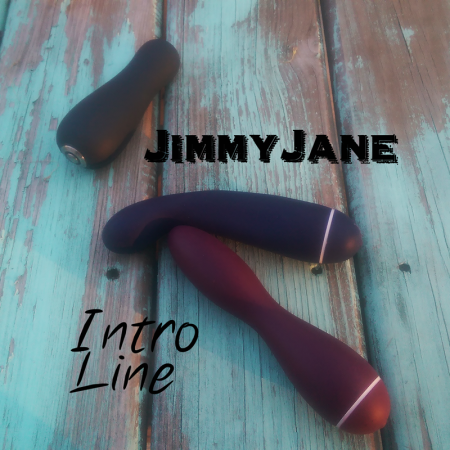 JimmyJane Intro 4 and 6 with the Form 4 in the background