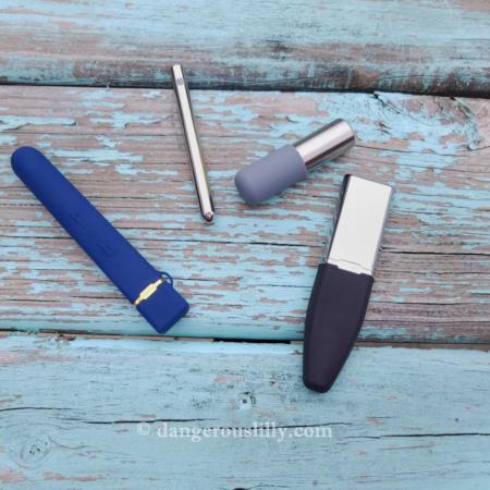 4 Crave Vibrators for Comparison: Crave Flex, Crave Vesper, Crave Bullet and Crave Solo vibrators